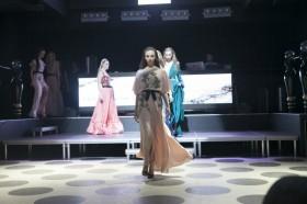 Модели для показа моды в Бухаресте .Модели для показа моды в Бухаресте .
