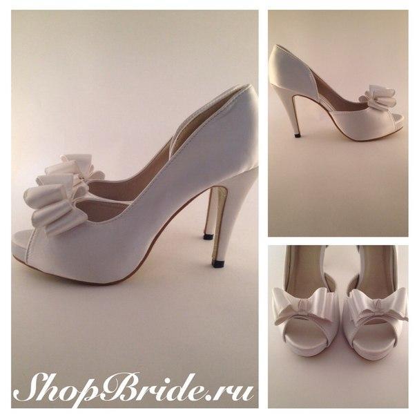 Свадебные туфли ShopBride