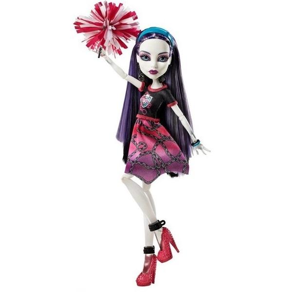 Кукла Монстр Хай - Спектра Вондергейст - Группа Поддержки Ужаса
