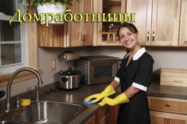 Домашний персонал (няни, домработницы, водители и т.д.).