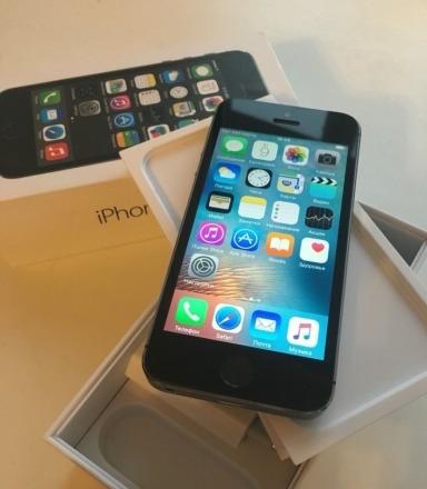 iPhone Модель 5s