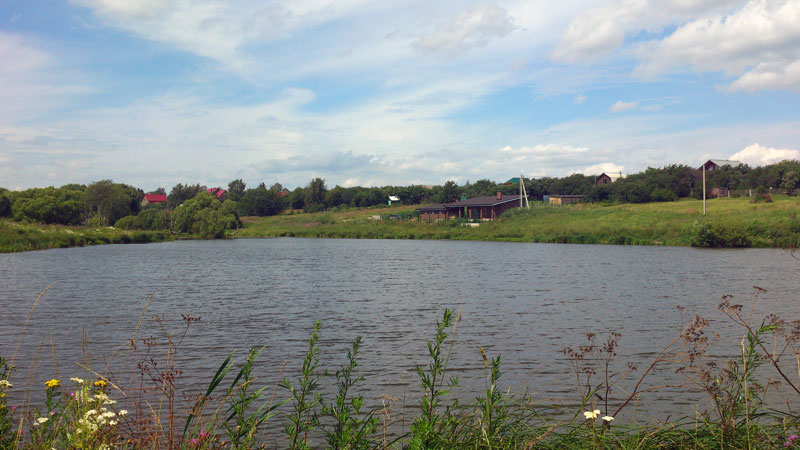 Дачный участок в Маринино - 5 км. от Дмитрова - 480 т.р.