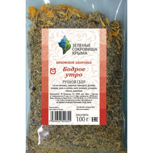 Очень вкусный и полезный напиток на основе крымских трав