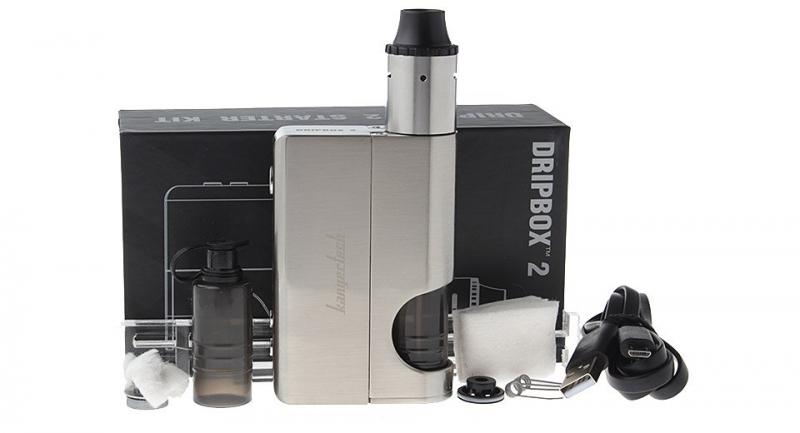 Вейп KangerTech Dripbox 2