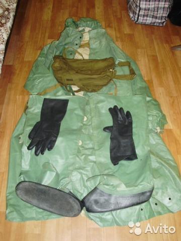 Продам защитные костюмы ОЗК,Л-1,приборы,противогазы