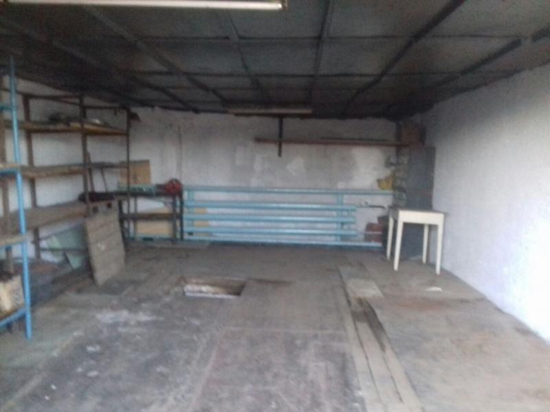 теплый гараж в районе яксмк