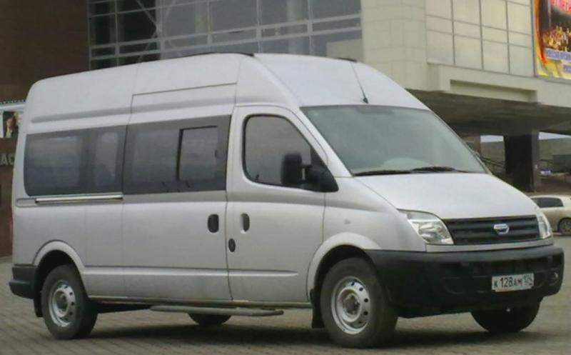 Продам микроавтобус MAXUS.