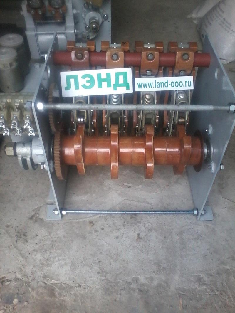 переключатель  ПКД-143-01 для электровоза 610.264.143.01