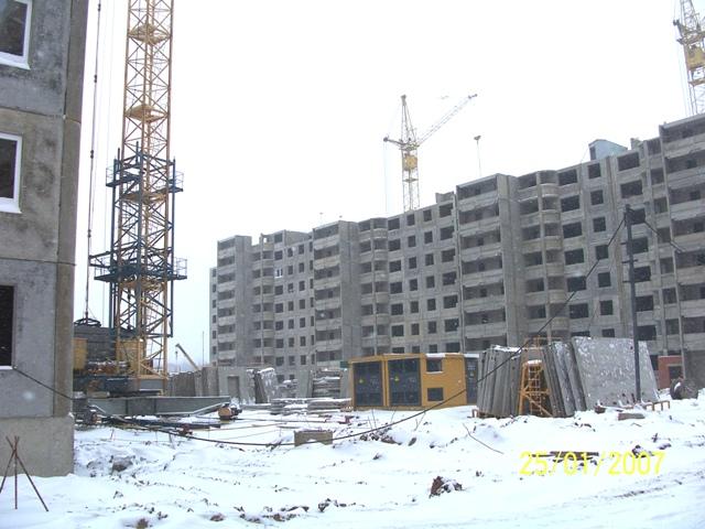 Строительный контроль за качеством строительства и ремонта