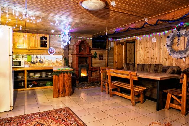 Уютные гостевые дома в Угличе на Волге