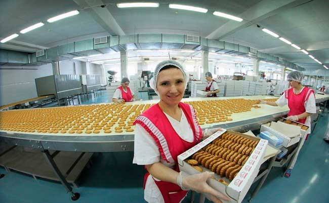 Продам действующее пищевое производство. До 10 млн руб прибыли