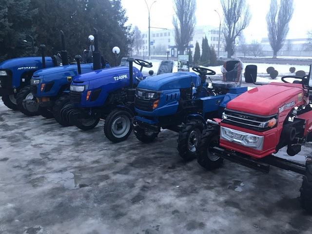 Купить минитрактор в Сумской областиНизкие цены, высокое качество