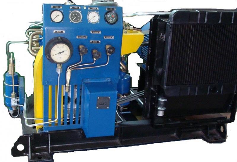 Запасные части к компрессорам в ЭКПА2-150A