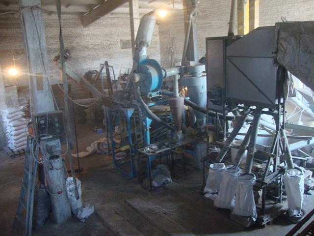 Оборудование для производства различных круп