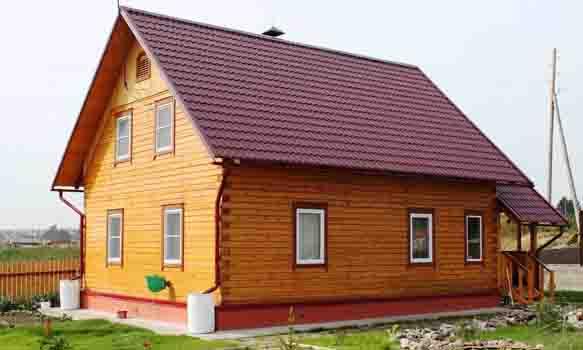Строительство домов на домиклайт.