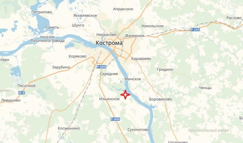 Продается 10 Га на правом берегу Волги рядом с г. Кострома рядом с пансионатом.