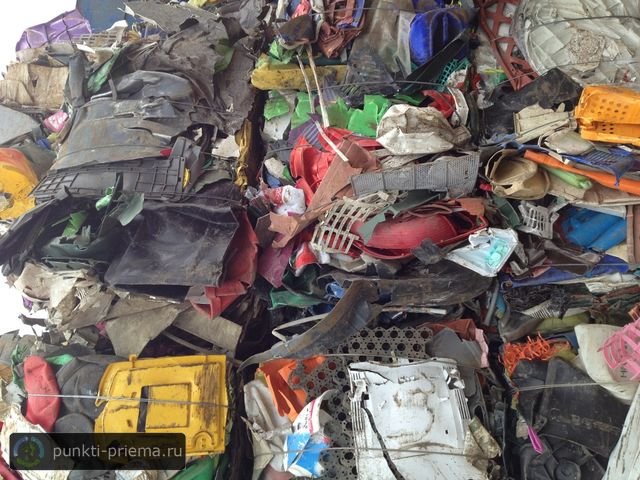 Полимерные отходы