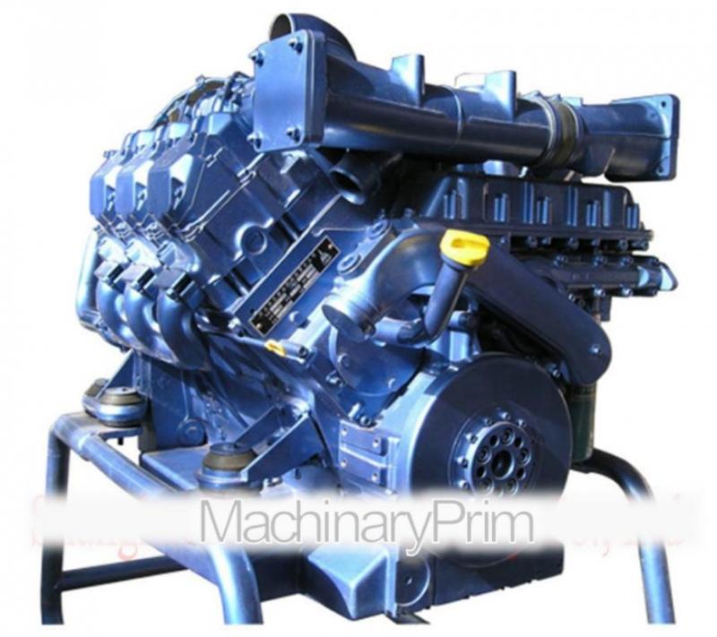 Двигатель Deutz BF6M1013