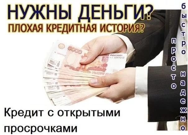 Ваш кредит одобрен, без залога, и предоплаты, по паспорту РФ.
