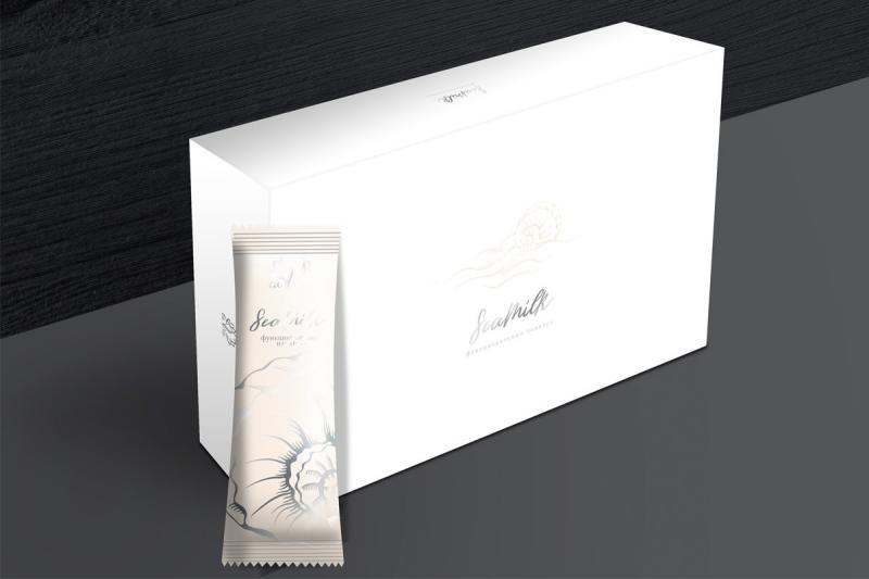 Коктейль SeaMilk - Морское молоко