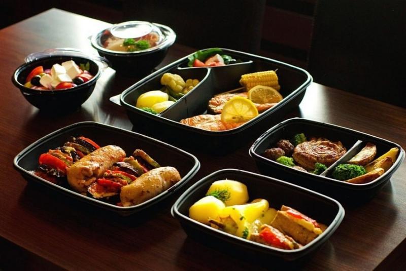 Заказать комплексные обеды от лучшего ресторана Москвы