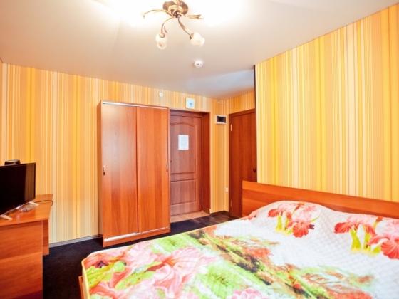 Бронирование тихой гостиницы в Барнауле