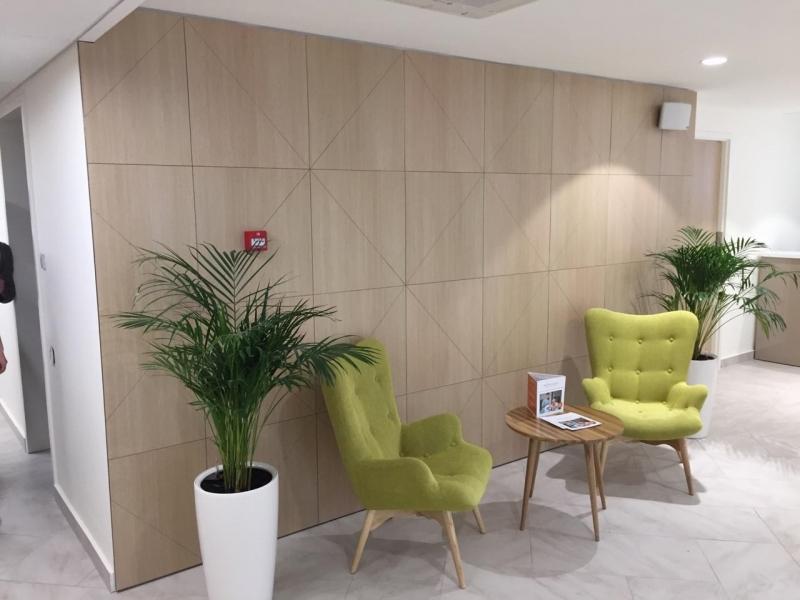 Стеновые панели HPL для отделки интерьеров, пластик HPL стеновой