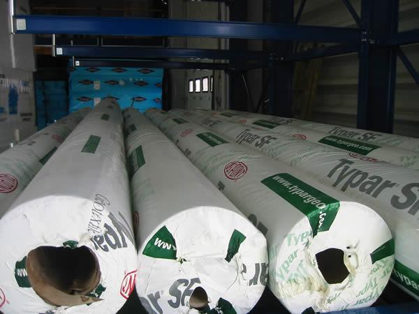 Качественный геотекстиль с доставкой по России от STSGEO