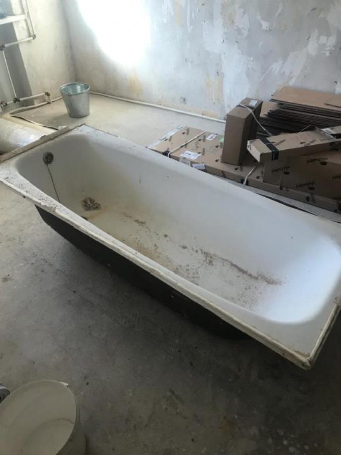 Kупим и Bывезeм стaрые чyгунныe ванны